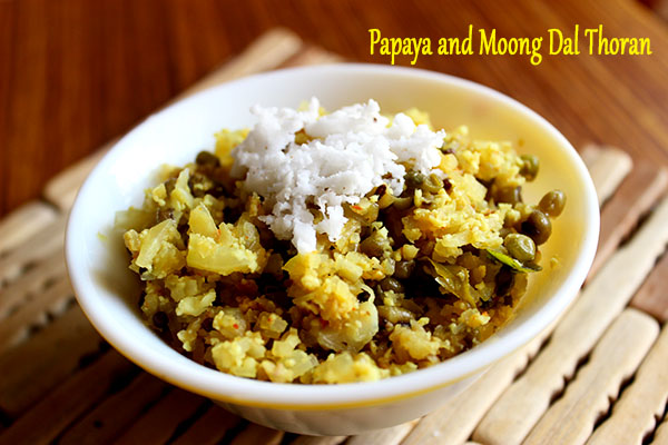 Papaya-and-Moong-dal-Thoran-cover-image