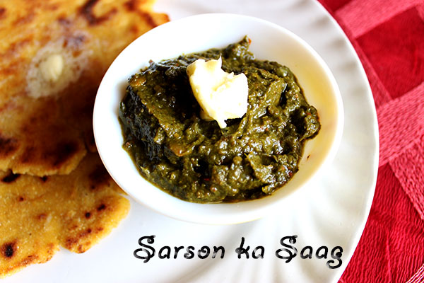 Sarson ka saag punjabi style recipe susmita recipes sarson ka saag punjabi style cover image 1 forumfinder Gallery